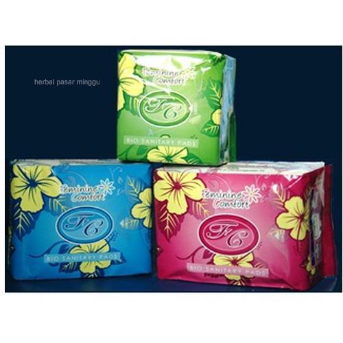 Avail Pembalut Herbal Paket 3 Jenis Pantyliner, Day Use,Night Day