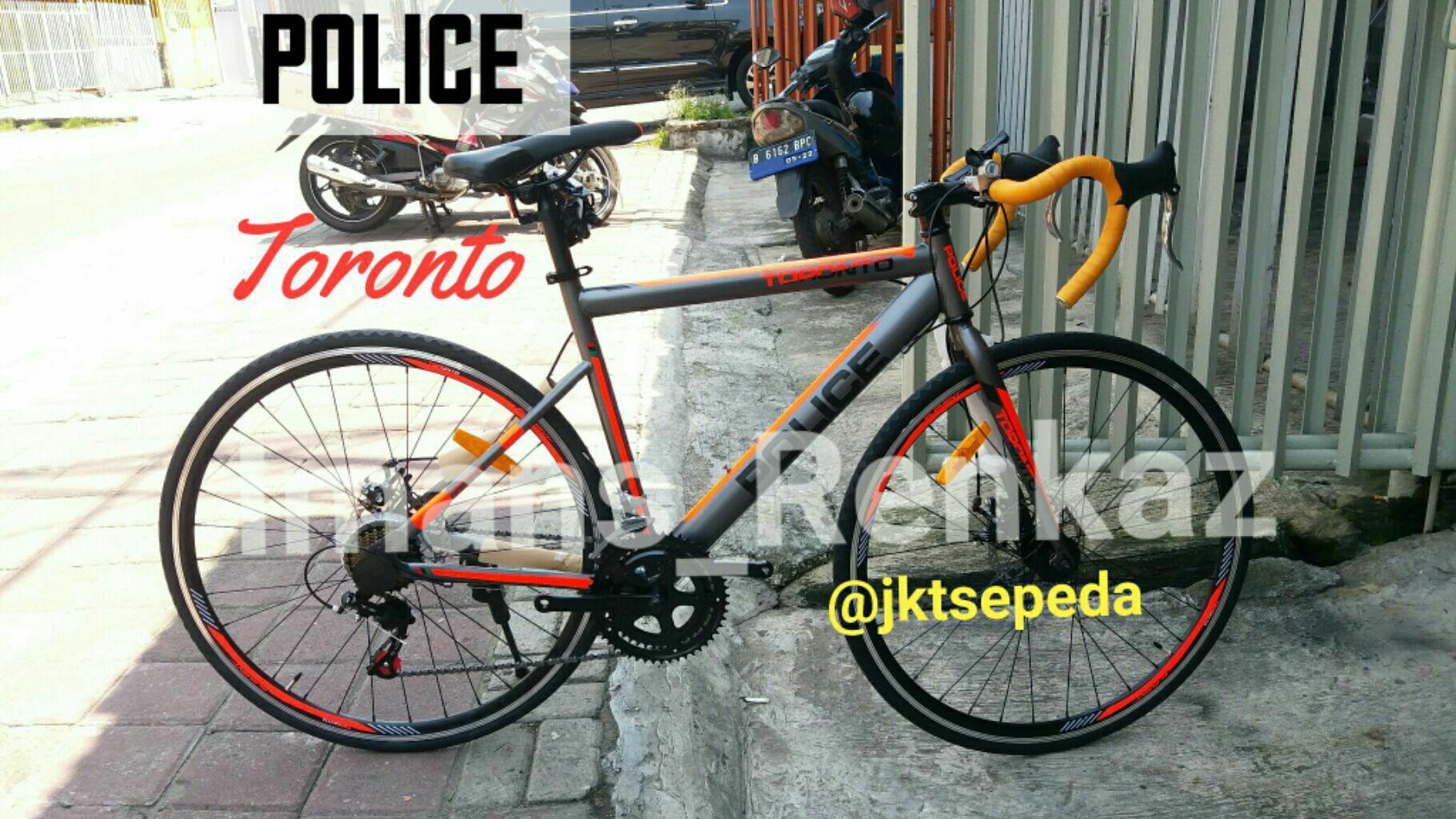 Roadbike POLICE TORONTO EKONOMIS