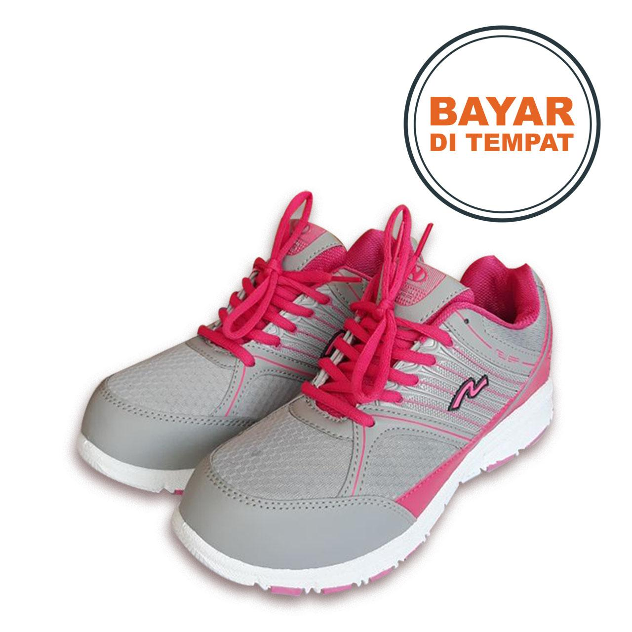 Amelia Olshop - NEW ERA Sepatu Sneakers Wanita Profound / Sepatu Jogging / Sepatu Cewek Modern / Fashion Wanita / Sepatu sneakers cewek