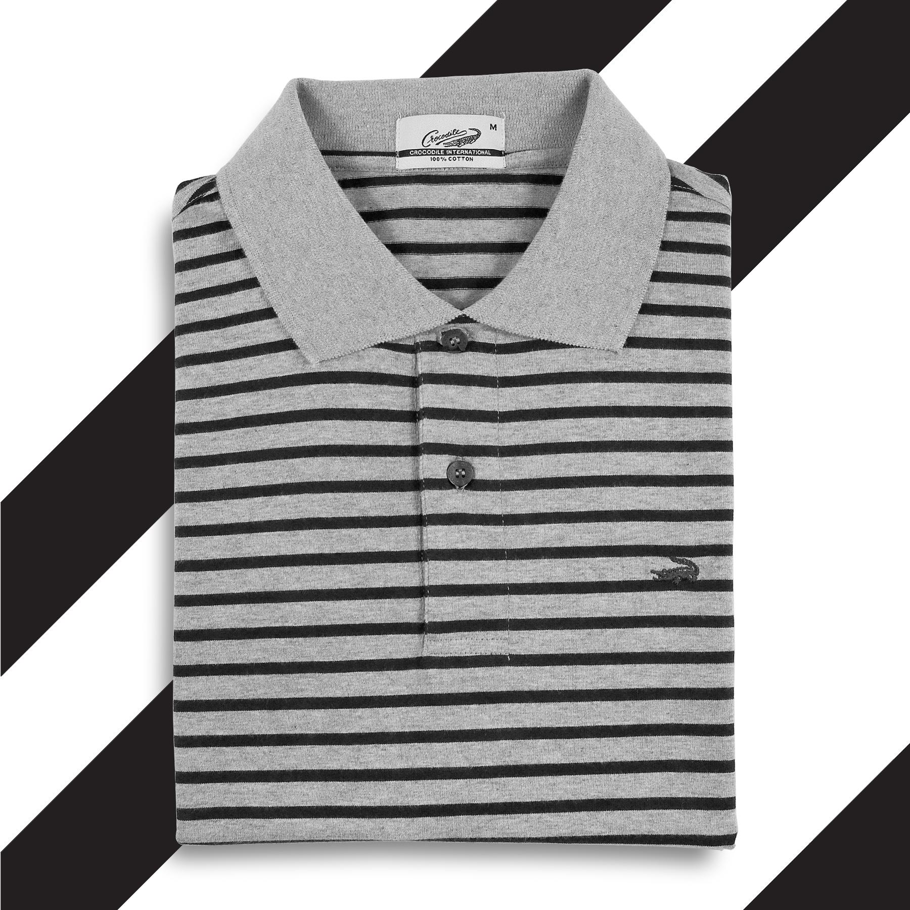 Jual Baju Polo Katun Murah Garansi Dan Berkualitas Id Store Clas Pria Crocodile Ori Men Shirt Slim Fit Dark Navy M Rp 459000 Palm Black