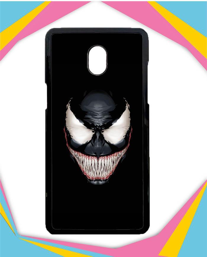 Casing Samsung Galaxy J7 PRO 2017 Custom Hardcase Venom Face B0009 Case Cover