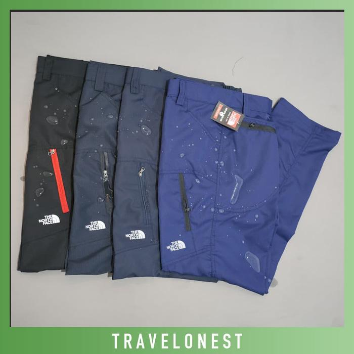 Celana Panjang The North Face Waterproof - TNF Quickdry Outdoor Pants - DVfEAU