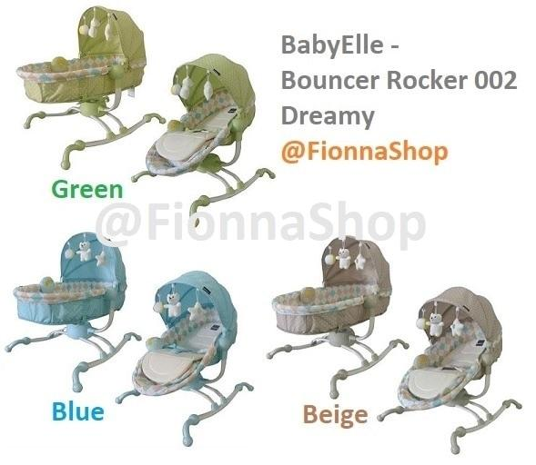 Babyelle Bouncer Comfort Rocker - Smart4K Design Ideas