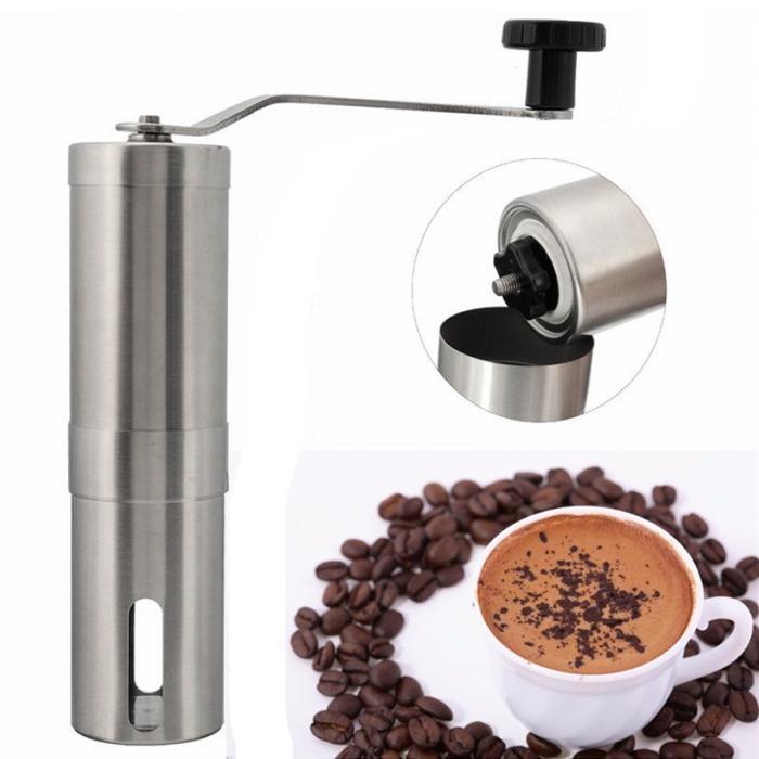 Stainless Steel Merica Pabrik Cepat Penggiling Pabrik Penggiling Source · Coffee Bean Grinder Stainless Steel Manual