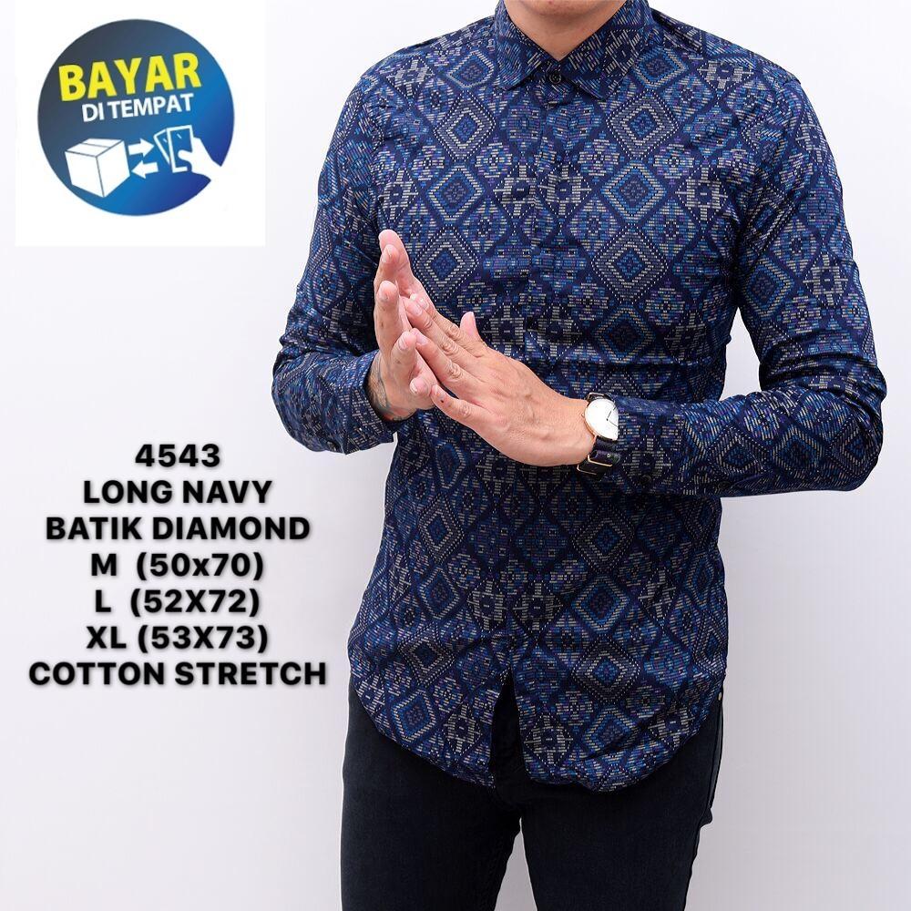 Kemeja batik songket pria murah/kemeja pria batik songket distro premium/batik pria aongket atasan formal