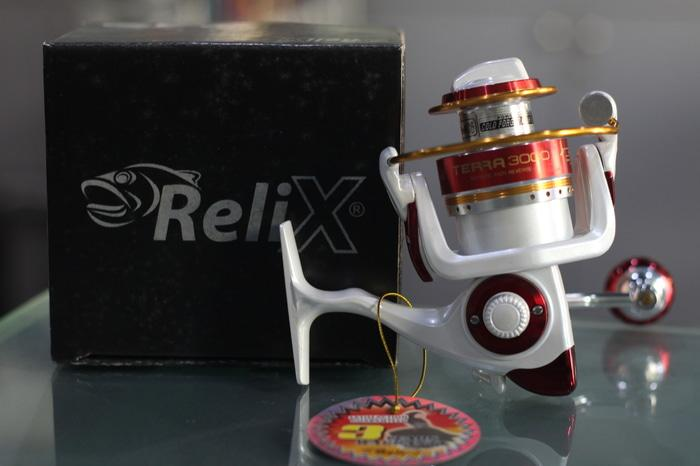 BEST SELLER!!! Reel Relix Terra 3000 - jjwVEP