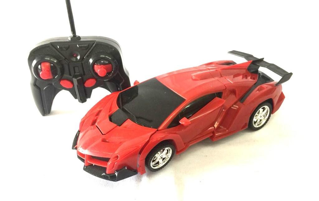 Detail Gambar TERUSJAYATOYS MAINAN MOBIL REMOTE CONTROL MOBIL JADI ROBOT TRANSFORMER CAR RC Terbaru