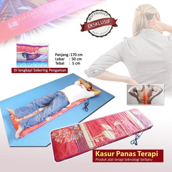 Kasur Panas Terapi Kesehatan / Matras Tidur Terapi Panas