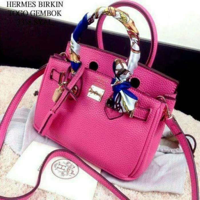 Hermes Birkin Togo Tas Import - kX60vg