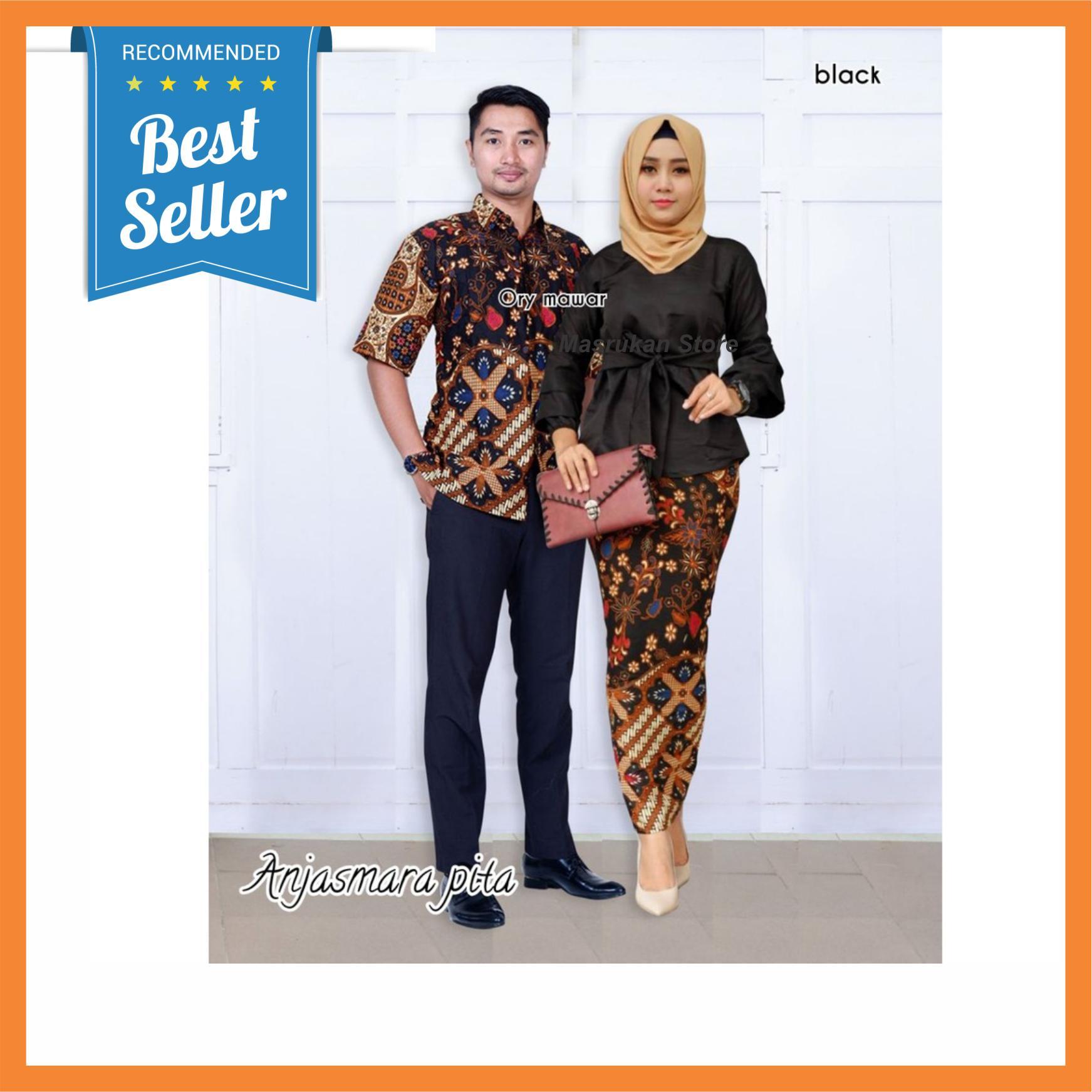 Batik Couple / Baju Couple / Batik Muslim Couple / Batik Couple Keluarga / Batik Keluarga / Batik Modern / Batik Pasangan / Batik Original Pengarjin