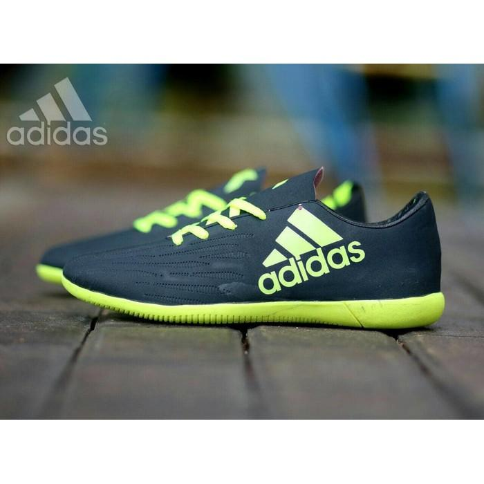 Sepatu Bandung Sneakers Olahraga Pria Kets Cowok Murah Adidas Adizero Futsal