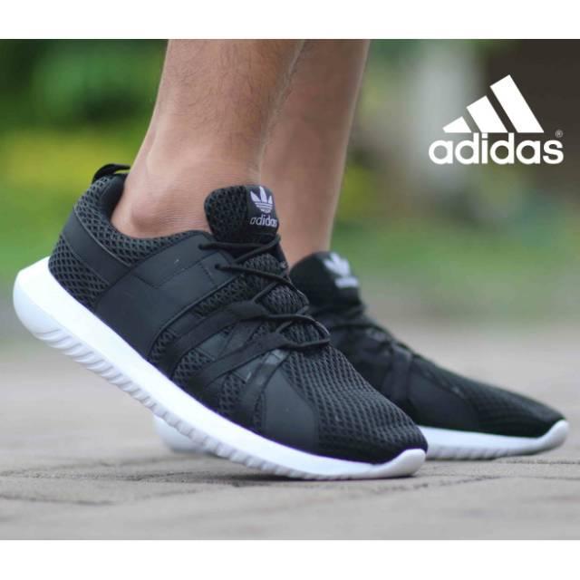 Sepatu Pria Adidas Y3 Sneakers Olahraga Running Murah