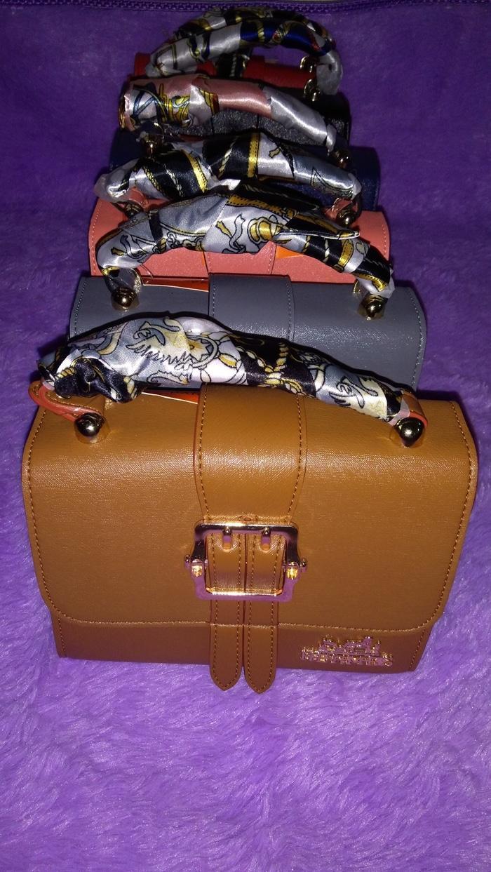 Tas Hermes handbag / sling bag import - PQStw3