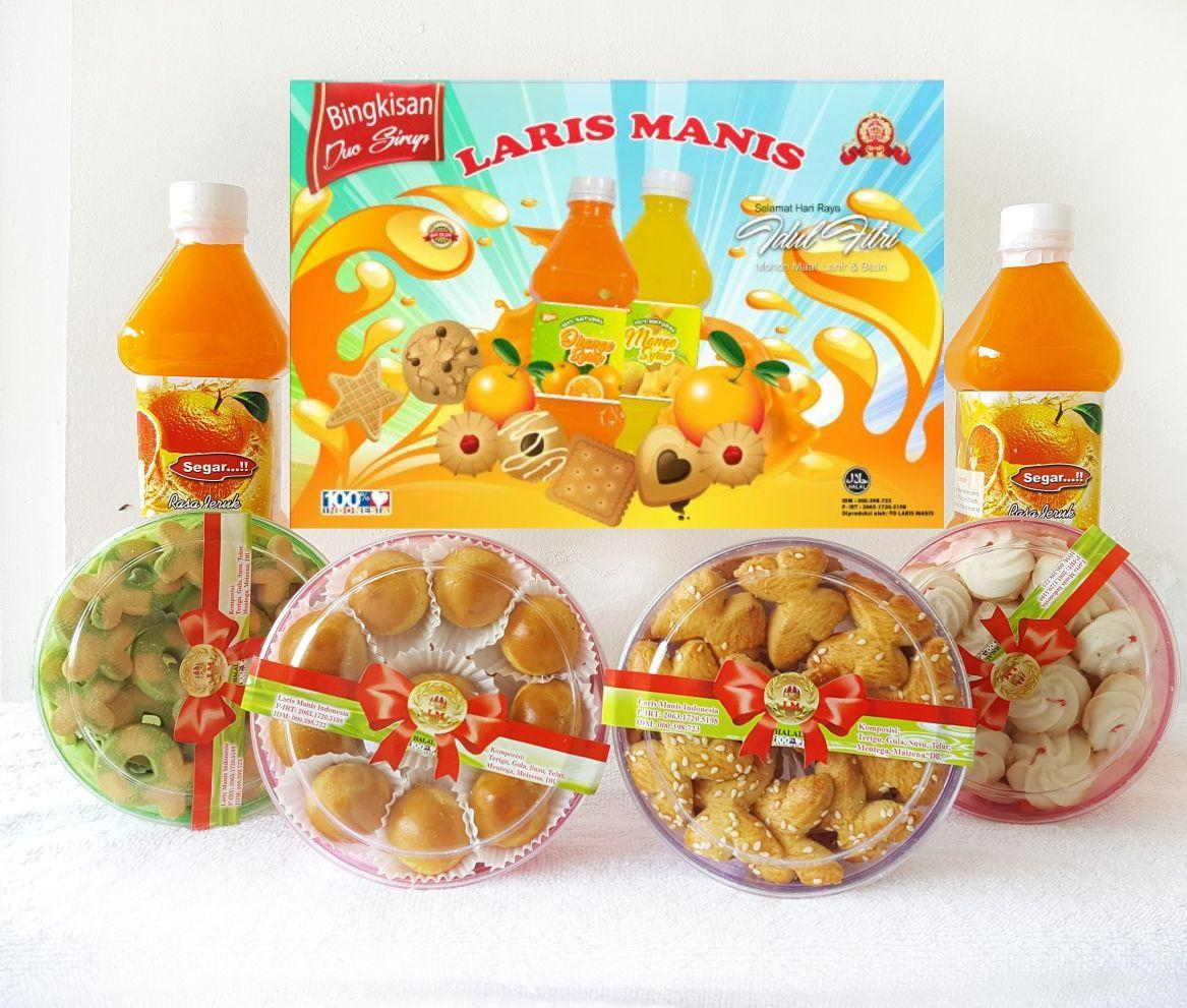 Buy Sell Cheapest Paket 2 Toples Best Quality Product Deals Jahe Merah Zein 330gr Kue Kering Laris Manis 4 Dan Syrup