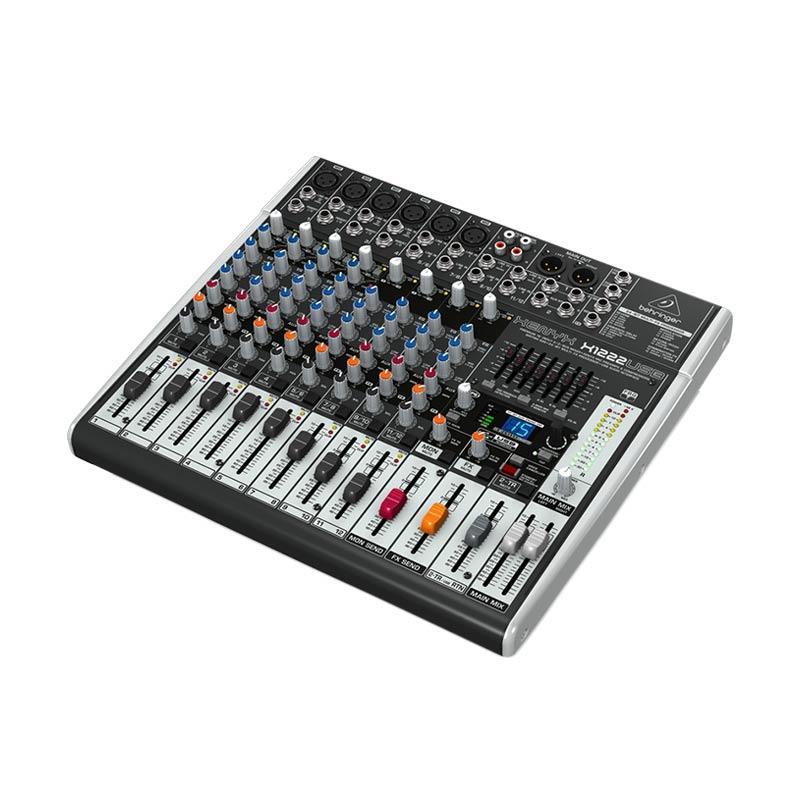 Behringer Xenyx 1222 USB Mixer Audio