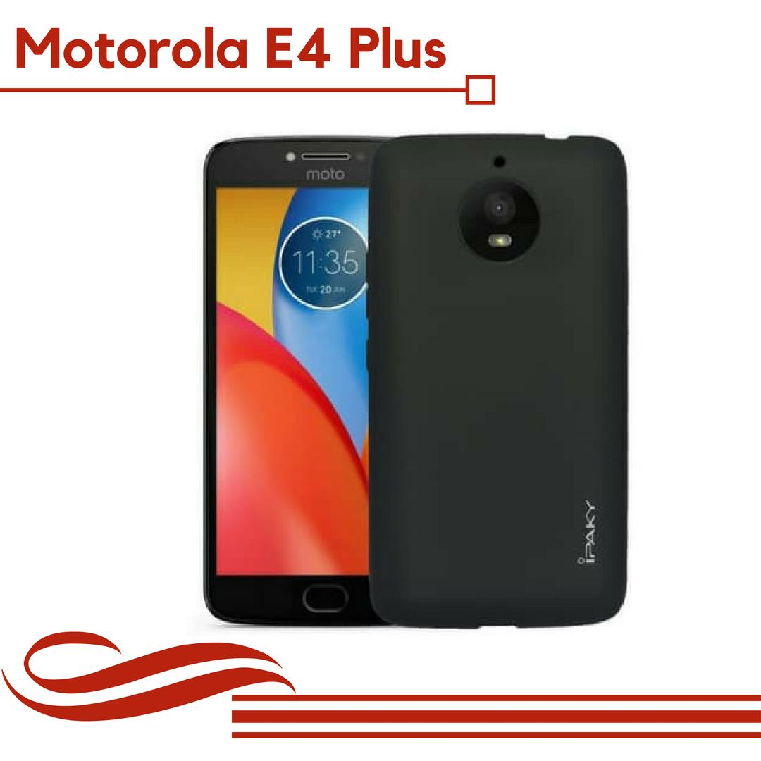 Case Motorola E4 Plus Ipaky Super Slim Hybrid