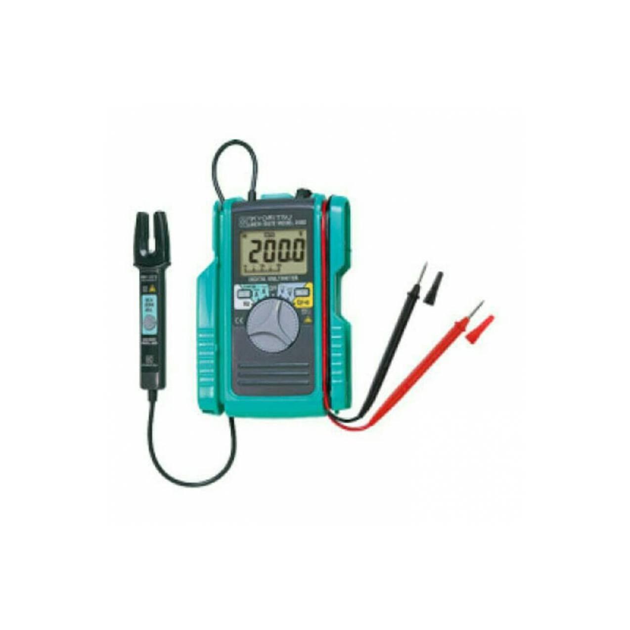 Review Digital Multimeter Tang Ampere Kyoritsu Kewmate Clamp Meter 2010 2000 3