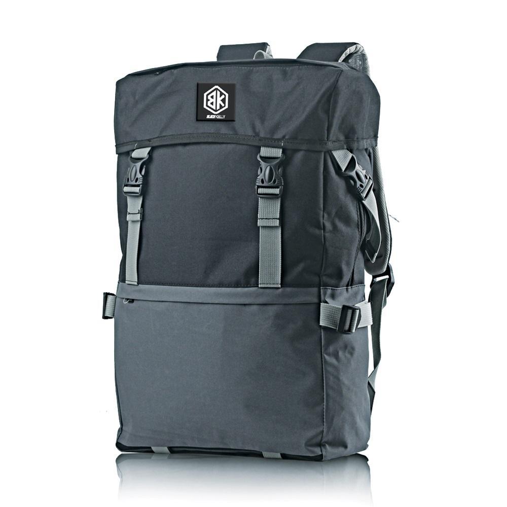 Promo Tas Ransel Laptop Pria Backpack Blackkelly Bandung Harga Murah Terbaru Diskon