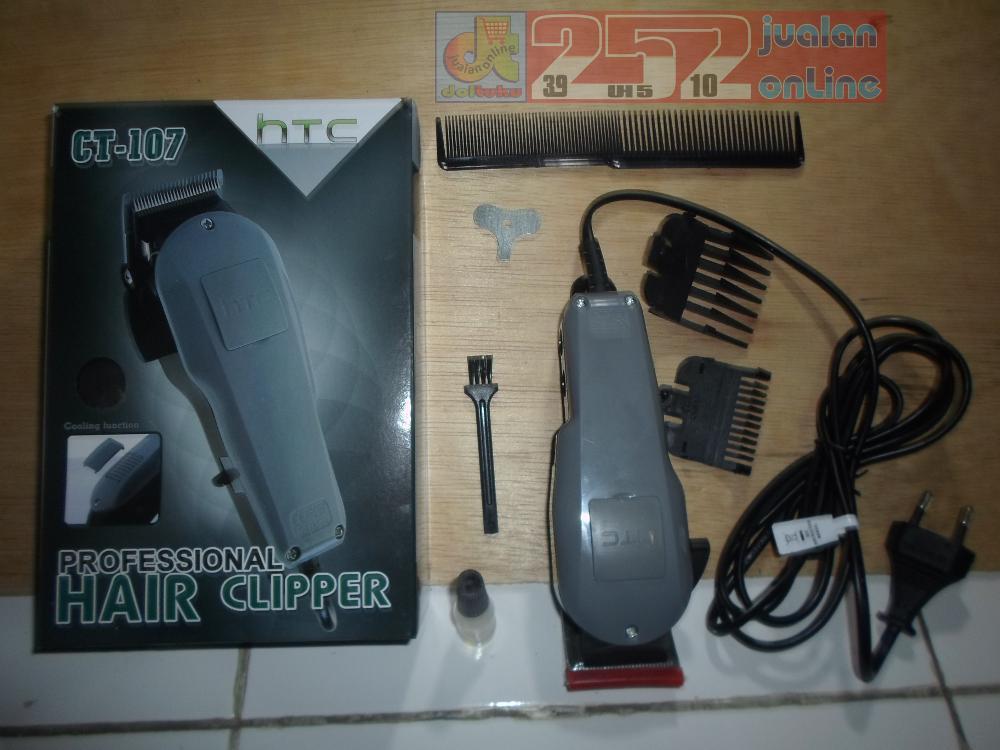 HTC CT-109 Hair Clipper Mesin Cukur Potong Pangkas Rambut. Source · 20121009192543_35664.