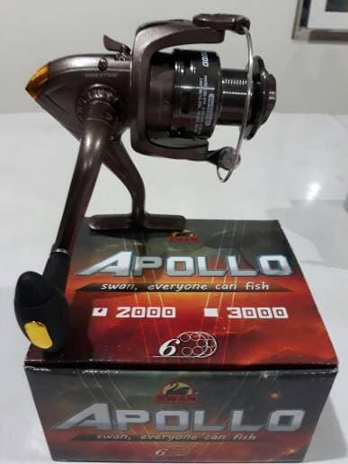 BEST SELLER!!! Reel Swan APOLLO 2000 6BB - 8nVaW7