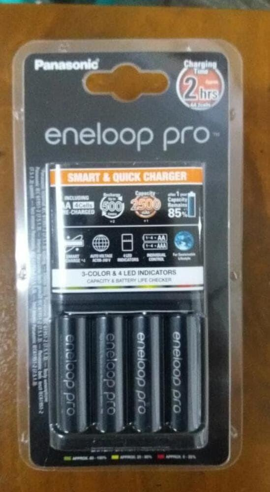 SALE - JUAL CHARGER SANYO ENELOOP XXX FAST CHARGE 2 HOUR