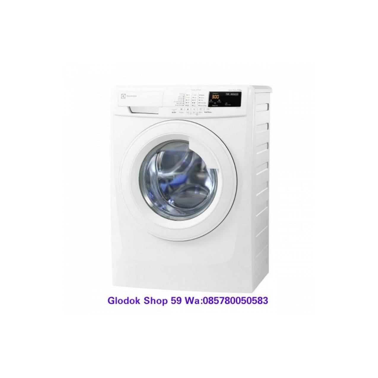 MESIN CUCI 8 KG ELECTROLUX EWF10847 ULTRA ECO FRONT LOADING NEW