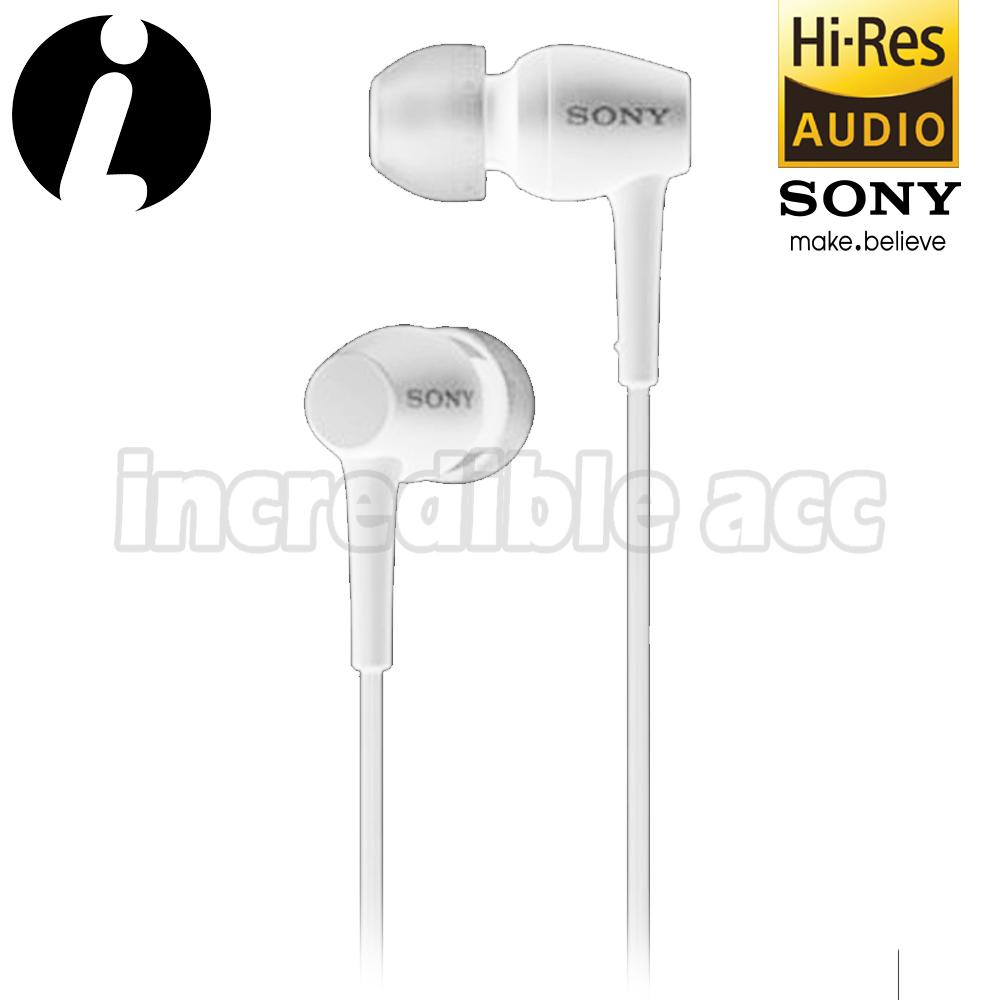 Headset Sony MDR-EX750AP In-Ear 3.5mm Jack Audio Bass High Quality