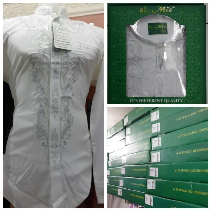 Baju Koko Al Mia Mt Tangan Panjang
