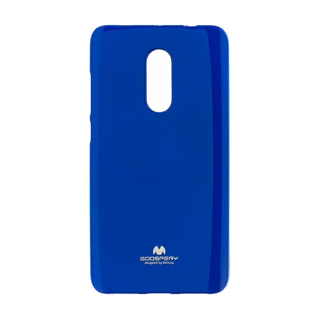 Mercury Goospery Jelly Glittercase For Xiaomi Redmi 2 Case Kuning Note 4 4x Canvas Diary Blue Glitter Biru
