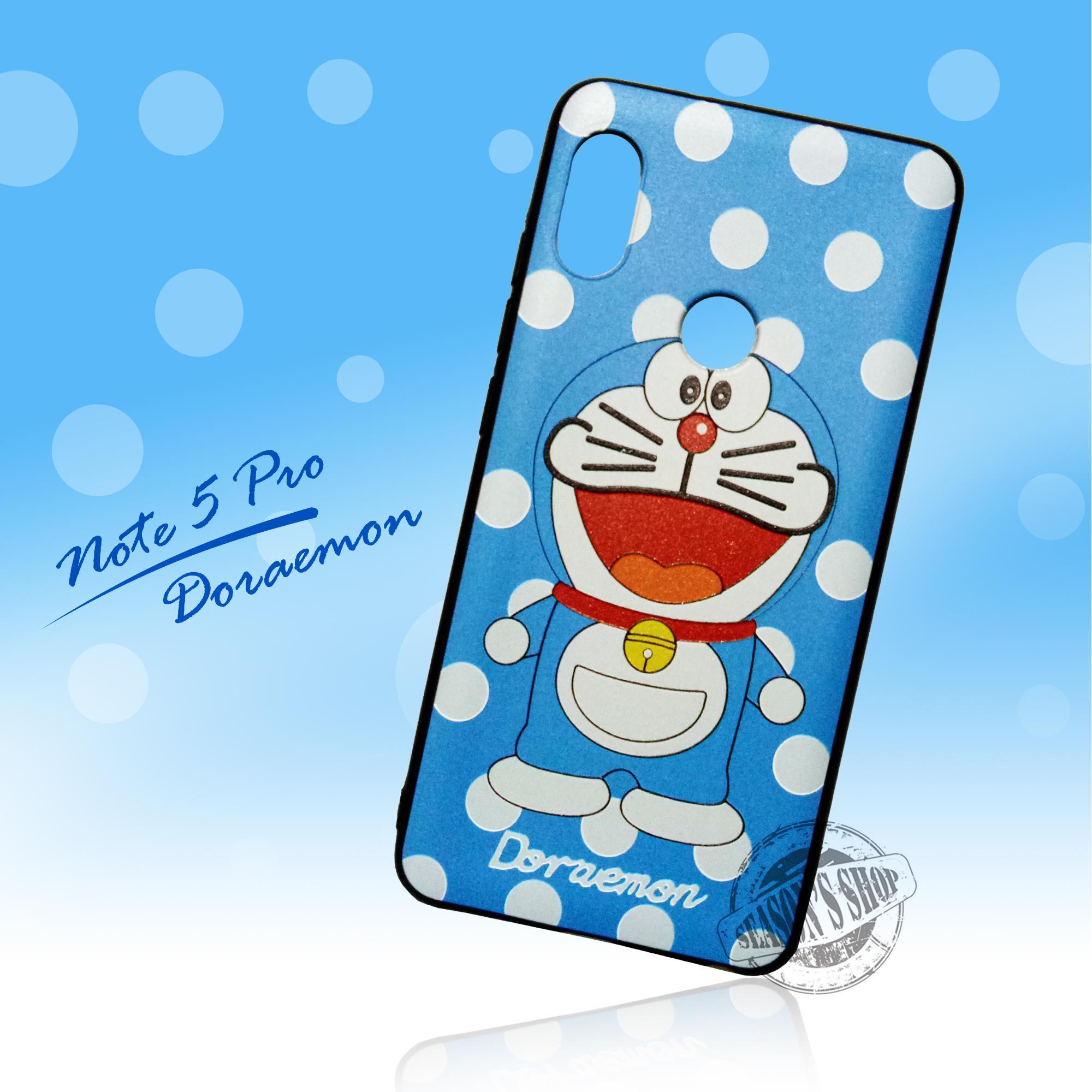4f8c26ba71 Fitur Joyce Soft Silicon Caracter Doraemon Dots For Xiaomi Note 5