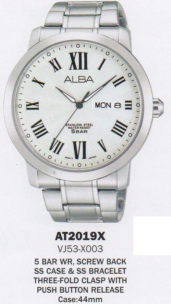 ASLI - WATCHES - ALBA - AT2019