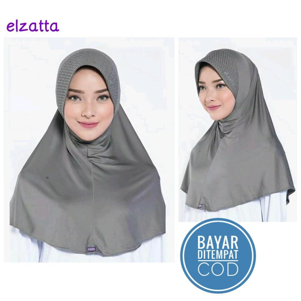 Daftar Harga Hijab Elzatta Terbaru Bulan Ini Oktober 2018 Bergo Zaria Casual Jilbab Instan Kerudung