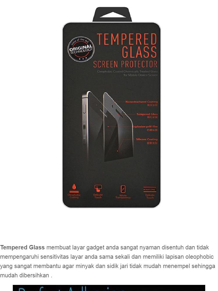 Produk Lain. Caselova Premium Tempered Glass Warna Full Cover For Xiaomi Redmi ...