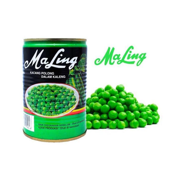 KACANG POLONG MA LING KALENG 397GR (MMA-09)