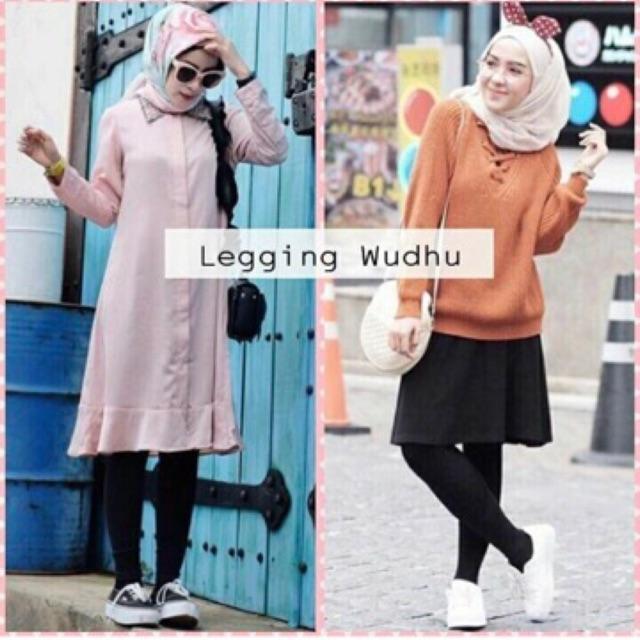 Legging Wudhu (bhn Jersey)