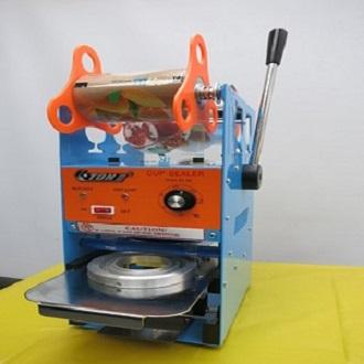 ETON ET D-8 Mesin Cup Sealer Manual