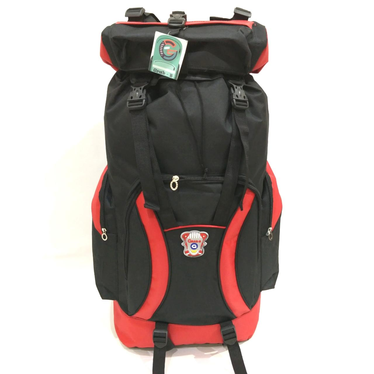 Grab-B Tas Carrier Hiking 0314 Merah