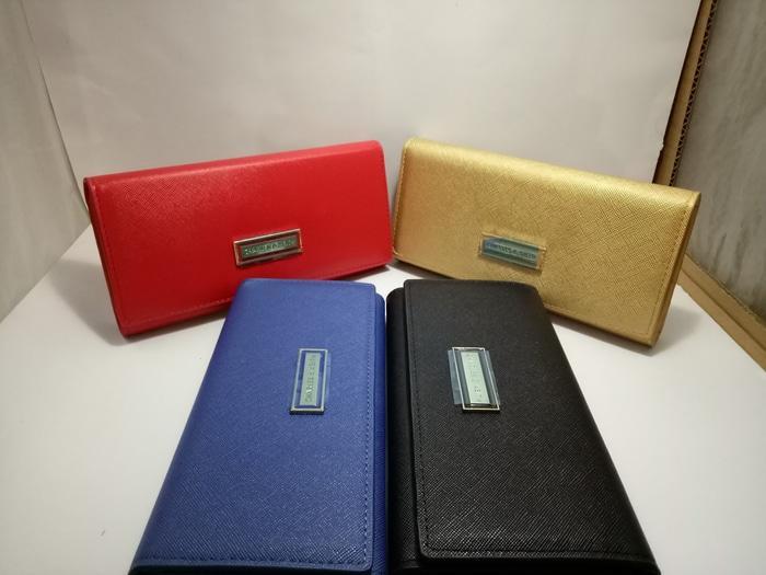 Tas dompet wanita cewek branded charles and keith ck flip wallet murah - wyUH2K