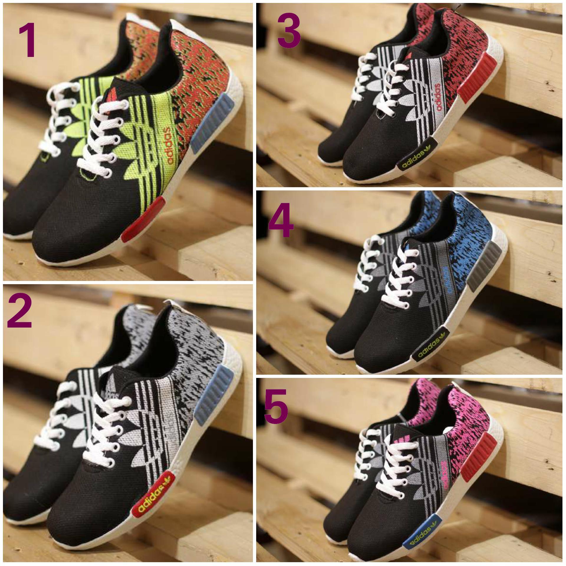 Promo Sepatu Adidas Neo Nmd Runner Sepatu Casual Wanita Ori Vietnam Fashion