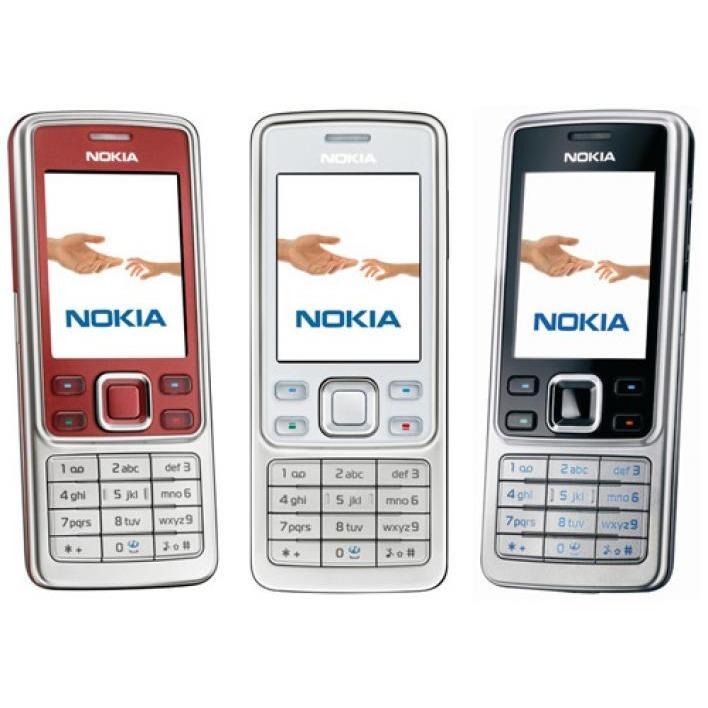 Refurbish Nokia 6300