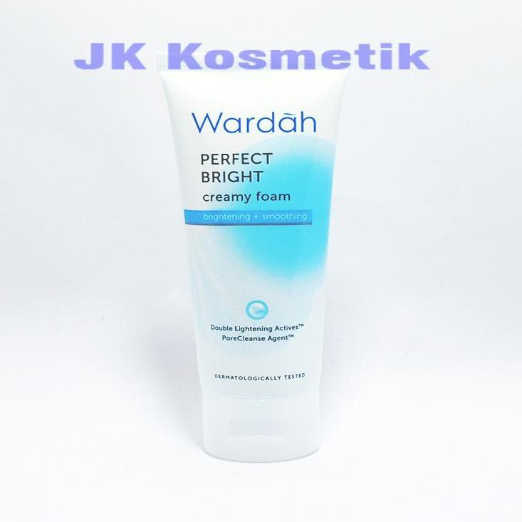 Wardah Perfect Bright CREAMY FOAM 60 ml