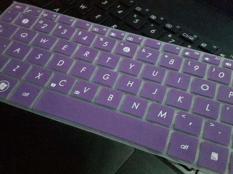 TPU Keyboard Cover For Notebook ASUS E202SA- TP200SA- TP201SA- Etc