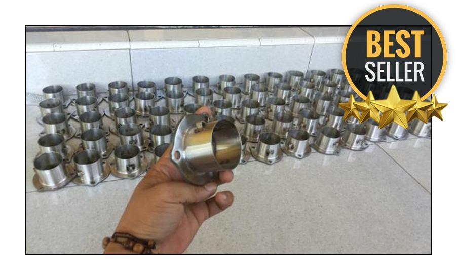 adaptor knalpot satria fu 150