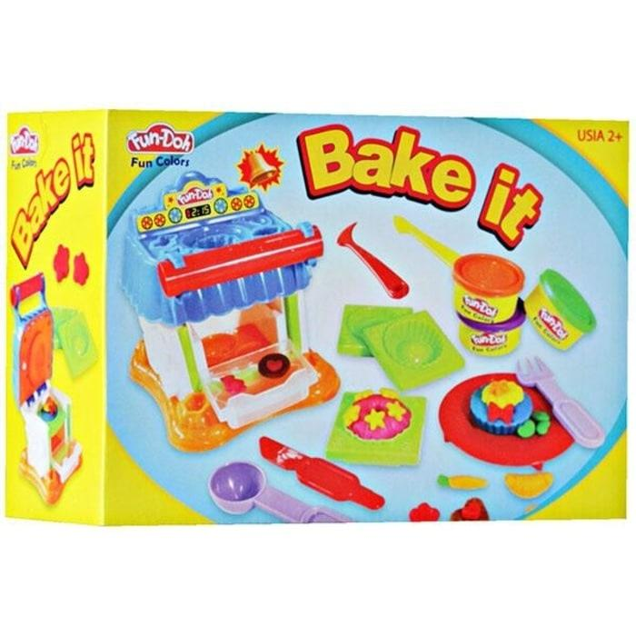 Mainan Lilin Fun-Doh Bake it Oven Kue PROMO