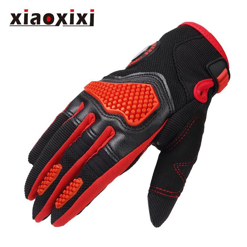 Sarung tangan berkuda, layar sentuh, sarung tangan berkuda empat musim, peralatan berkuda,