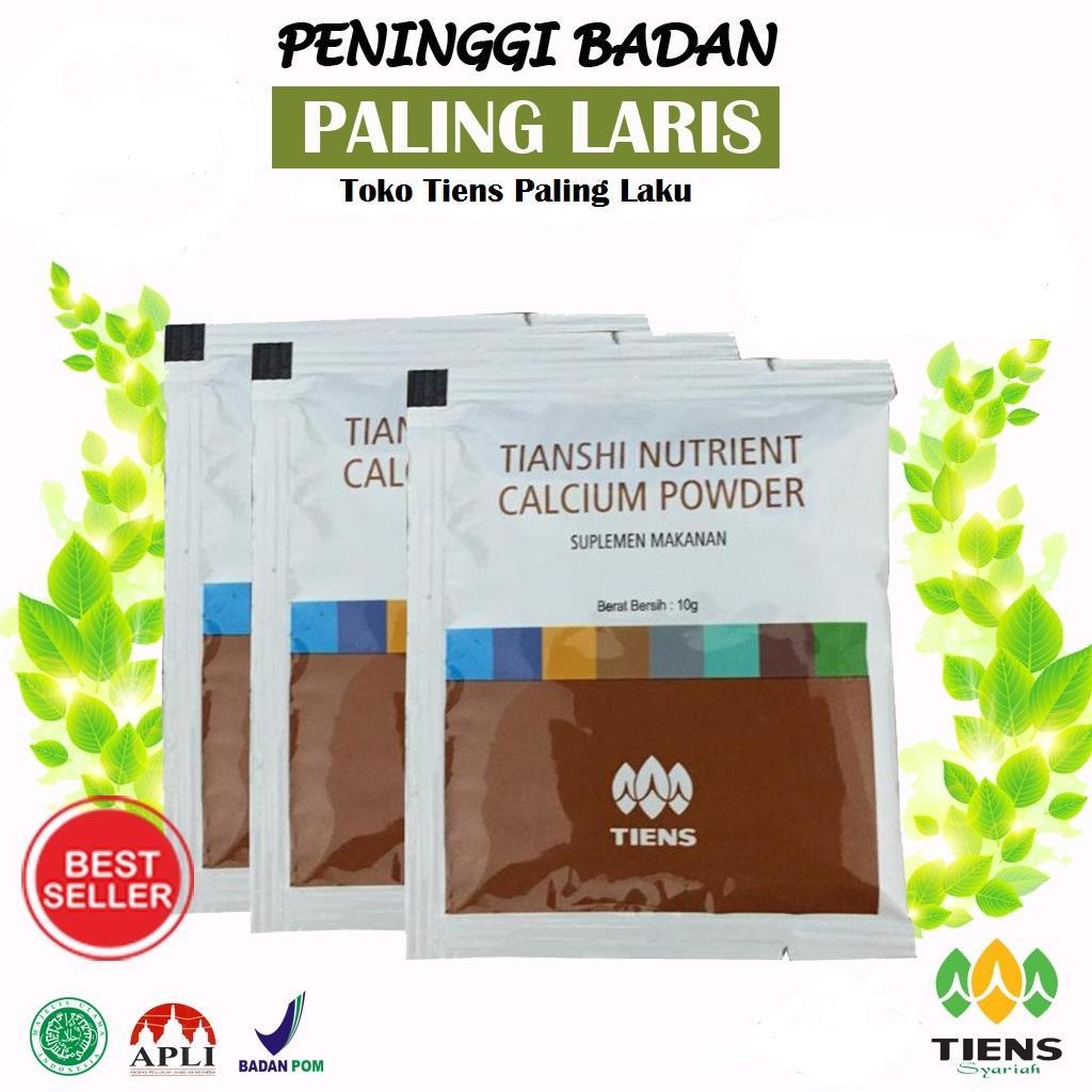 Tiens Paket Peninggi Badan 2 1 Box Nutrient Calcium Powder Nhcp Original 2box Kalsium 1botol Zinc Susu Obat Vitamin Tulang D3