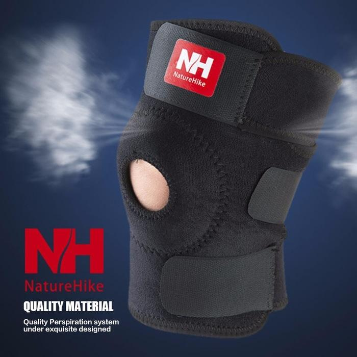 BEST SELLER!!! Knee Support Knee Protector NatureHike  Knee Support Brace Kneepad New - VjgNfD