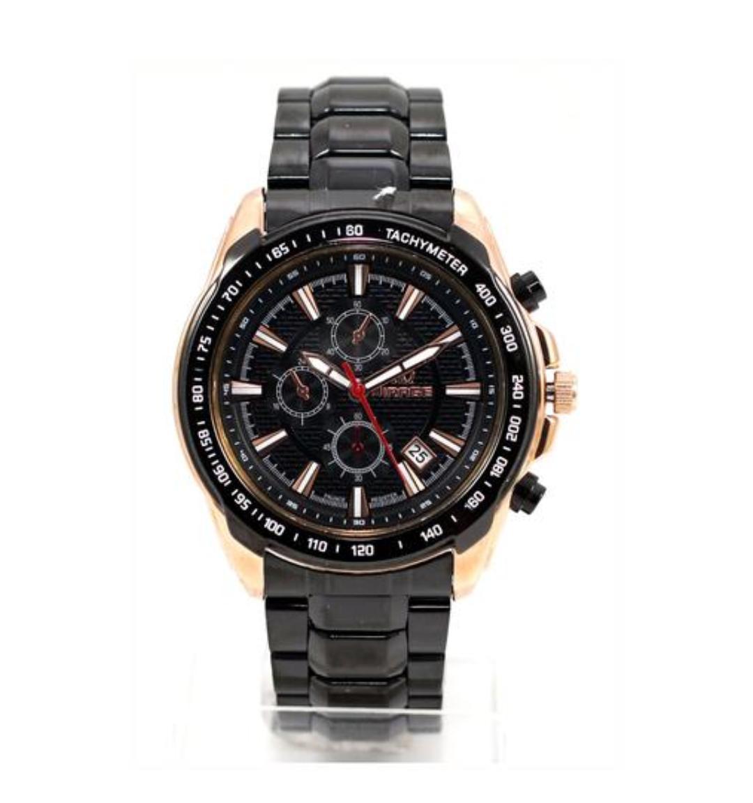 Jam Tangan Pria MIRAGE ORIGINAL 8305 BRP-M