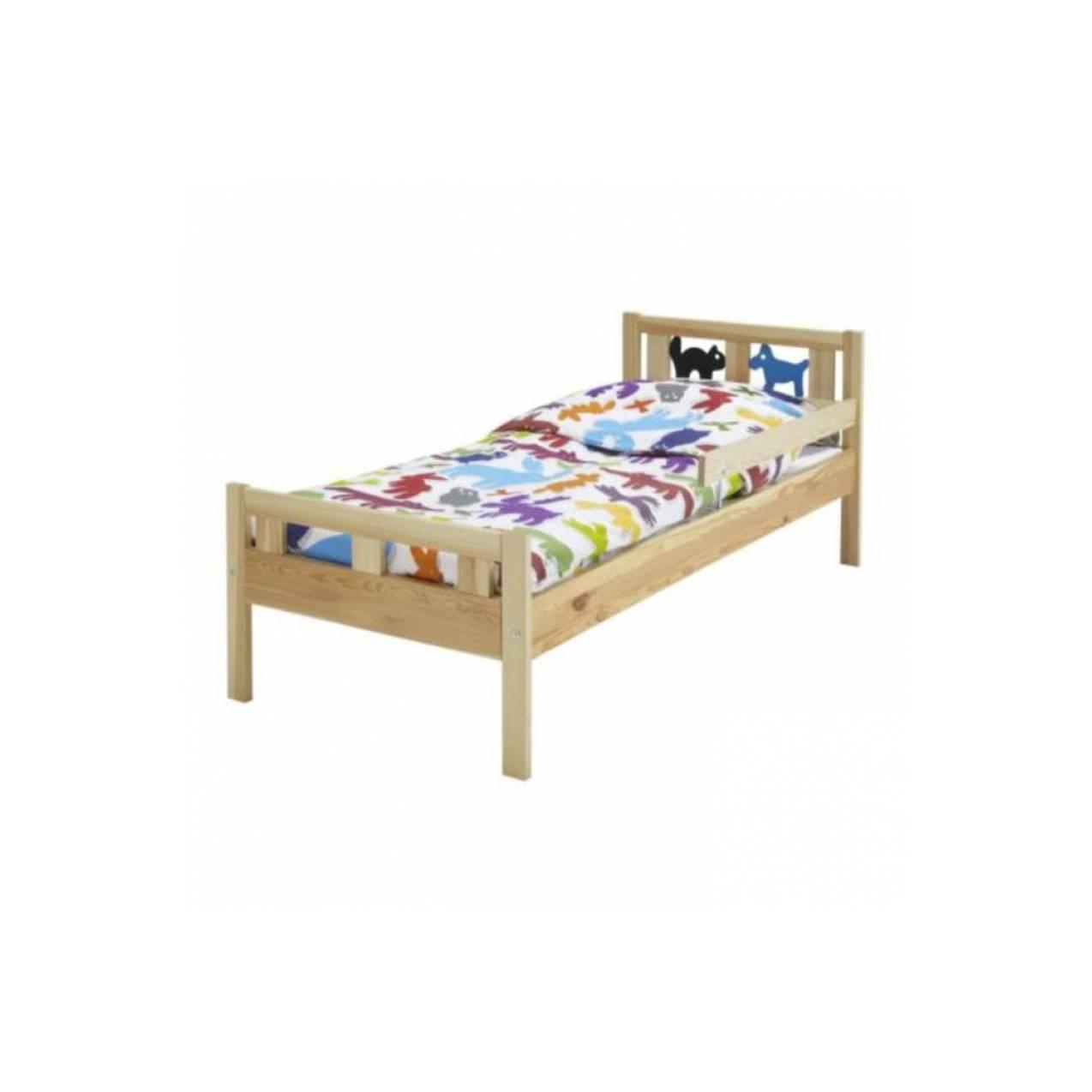 IKEA KRITTER Tempat Tidur Anak 70x160 cm- kayu pinus solid