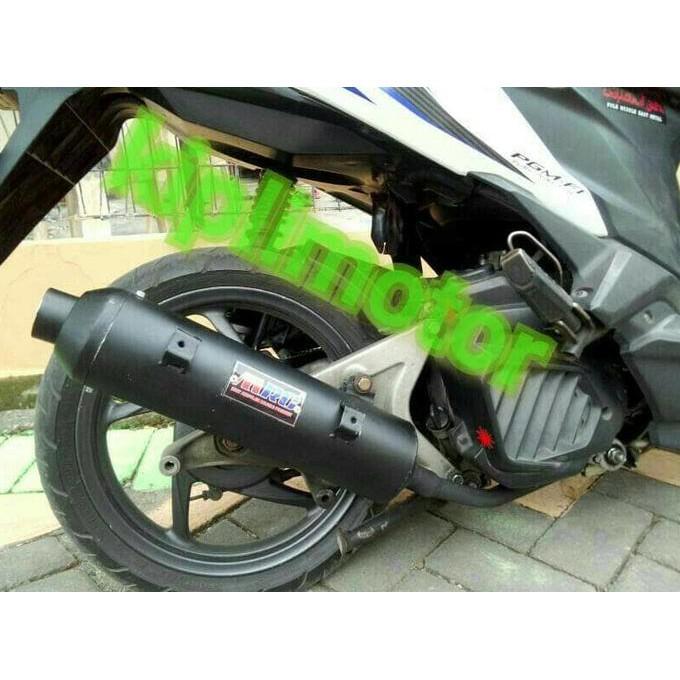 Knalpot Racing Bobokan Model Standar Vario 125 Iss